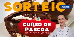 Confira a ganhadora do curso de chocolates para a Páscoa na Felicità