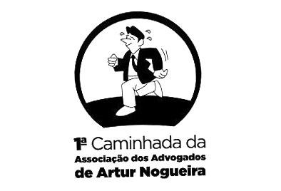 Associação dos advogados de Artur Nogueira realiza caminhada