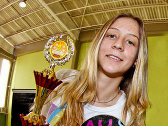 Nogueirense conquista primeiro lugar no Circuito Paulista de Skate