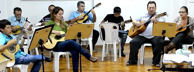 Orquestra de Viola Caipira valoriza cultura nogueirense