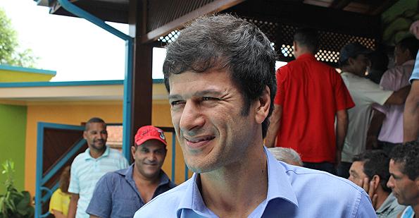 Deputado Rogério Nogueira participa de encontro em Artur Nogueira