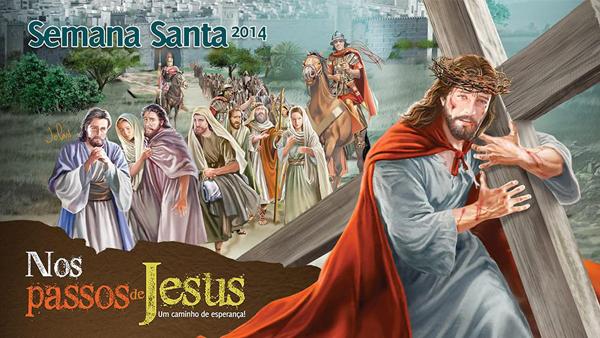 Espaço Novo Tempo inicia programação da Semana Santa