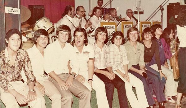 Uma viagem aos anos 80 em Artur Nogueira