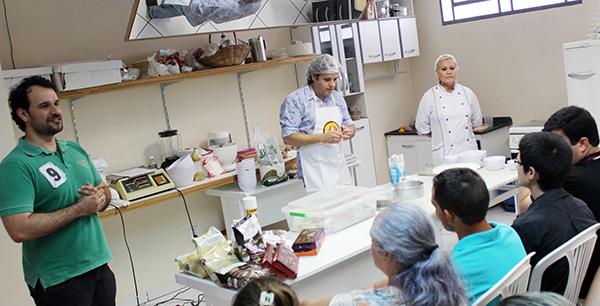 Felicità comemora aniversário e traz renomado culinarista para Artur Nogueira