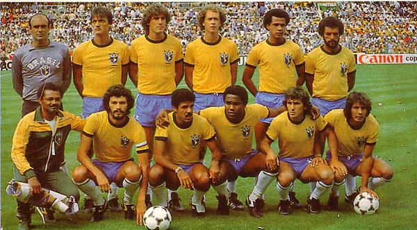 Seleção 1982