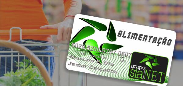 Conheça os benefícios de trocar cesta básica física pelo Cartão Alimentação SiaNet
