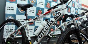 Patrulhamento com bicicletas passa a ser realizado pela PM de Artur Nogueira
