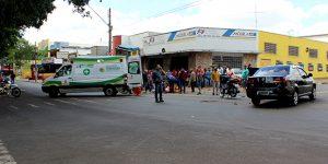 Acidente deixa duas pessoas feridas em Artur Nogueira