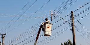 Cabos de energia se rompem em avenida de Artur Nogueira e área fica interditada