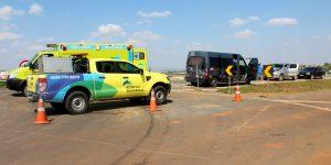 Acidente em rodovia de Artur Nogueira deixa três feridos