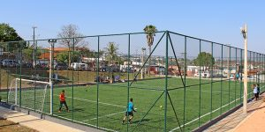 Campo do 'Rapadão' é inaugurado em Artur Nogueira