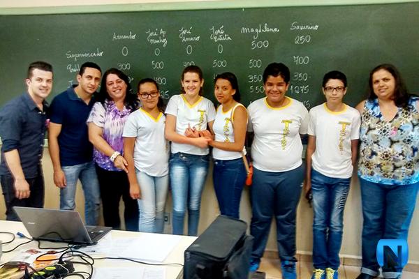 Escola Severino Tagliari representará Artur Nogueira em Desafio de Matemática regional