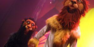 Espetáculo 'O Rei Leão' atrai cerca de 1900 pessoas em Artur Nogueira
