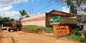 Pavimentação da Estrada São Bento tem início em Artur Nogueira