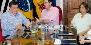 Ivan Vicensotti realiza primeira reunião da Comissão de Saúde