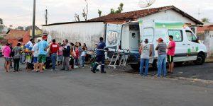 Acidente deixa motociclista ferido em Artur Nogueira