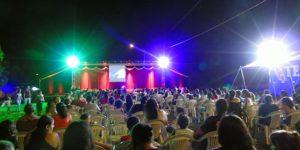 Mau tempo adia apresentações de teatro ao ar livre em Artur Nogueira