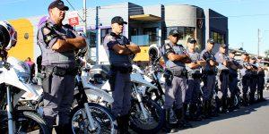 Coleta da Campanha do Agasalho tem reforço policial em Artur Nogueira