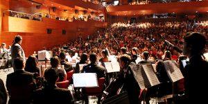 Corporação Musical de Artur Nogueira se apresenta em Teatro de Paulínia