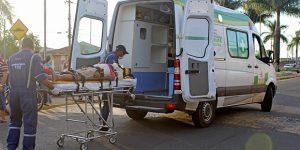 Pedestre sofre atropelamento em Artur Nogueira