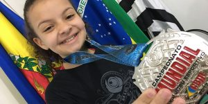 Jovem de Artur Nogueira conquista vice-campeonato mundial de jiu-jitsu