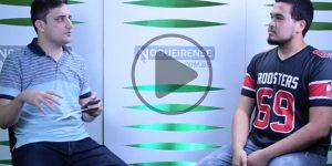 Jogador de Flag explica sobre a modalidade no Nogueirense Esportivo