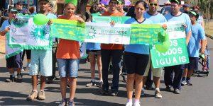 Apae realiza caminhada do Setembro Verde em Artur Nogueira