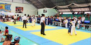 6ª Copa de Judô de Artur Nogueira reúne cerca de 500 competidores