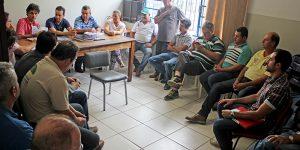 Secretaria de Agricultura de Artur Nogueira apresenta propostas de melhorias para setor