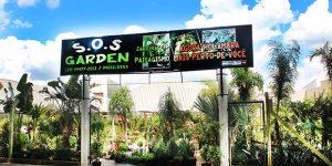 SOS Garden Jardinagem e Paisagismo