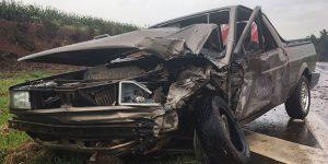 Morador de Artur Nogueira sofre acidente em rodovia