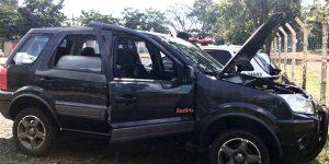 Polícia de Artur Nogueira apreende carro clonado e detém suspeito