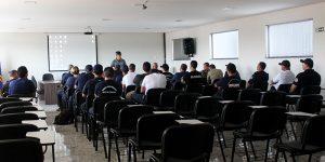 Guarda Municipal de Artur Nogueira recebe curso de técnicas operacionais