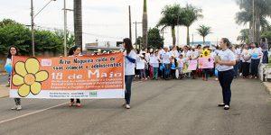 Artur Nogueira promove 6ª Marcha Contra Abuso e Exploração Sexual