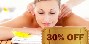 ENCERRADO: 30% de desconto na massagem relaxante em Artur Nogueira