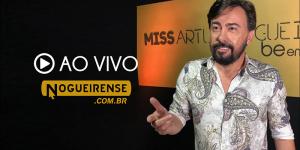 Assista a primeira noite do Miss Artur Nogueira 2018