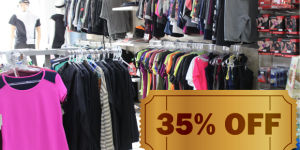 CUPOM: 35% em camisetas masculinas e femininas da Keep Fit de Artur Nogueira