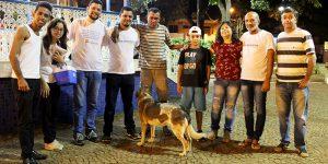 Projeto Artur Nogueira Melhor leva solidariedade às ruas