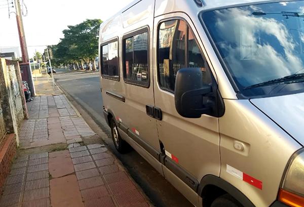 Van Master Renault