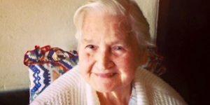 Joana Faé Capatto, moradora de Artur Nogueira, falece aos 87 anos