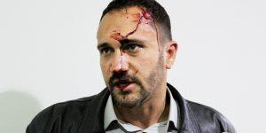Delegacia considera Rodrigo de Faveri como vítima em caso de agressão