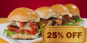 ENCERRADO: 25% OFF em qualquer lanche gourmet da Padaria Ipe