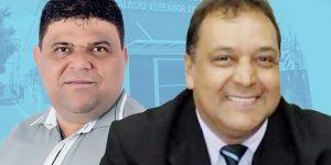 Zé da Elétrica e Beto Baiano concorrem à presidência da Câmara de Vereadores