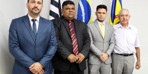 Mesa diretora da Câmara nomeia novo assessor jurídico de Artur Nogueira