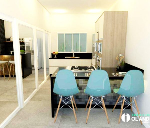 Casa a venda no Residencial Manhattan em Artur Nogueira