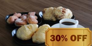 CUPOM: Tome o melhor café da manhã com 30% em Artur Nogueira