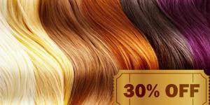 CUPOM: Beca's Cabeleireiro oferece 30% OFF em coloração