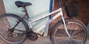 Um acaba preso e outro detido por furto de bicicleta em Artur Nogueira