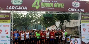 4ª Corrida de Rua Buona Gente agita Artur Nogueira