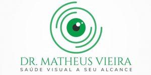 Oftalmologista Dr. Matheus Vieira